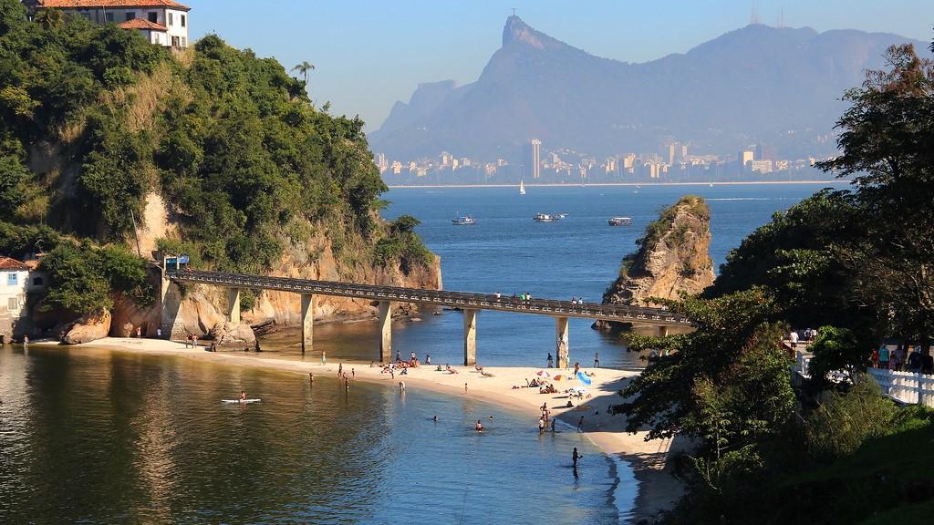 Ponte di Niteroi - Rio de Janeiro