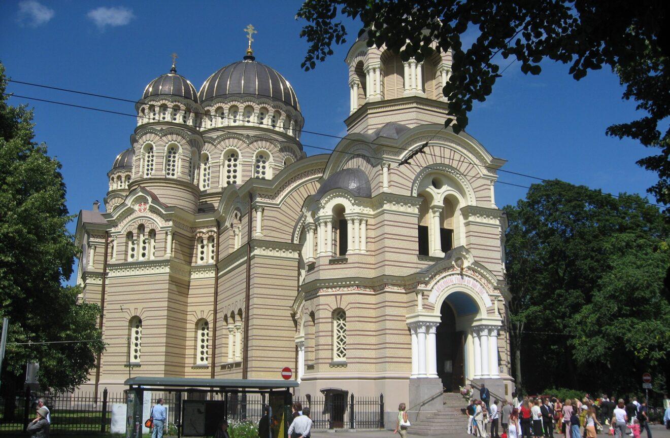 Cattedrale della Natività di Cristo Riga