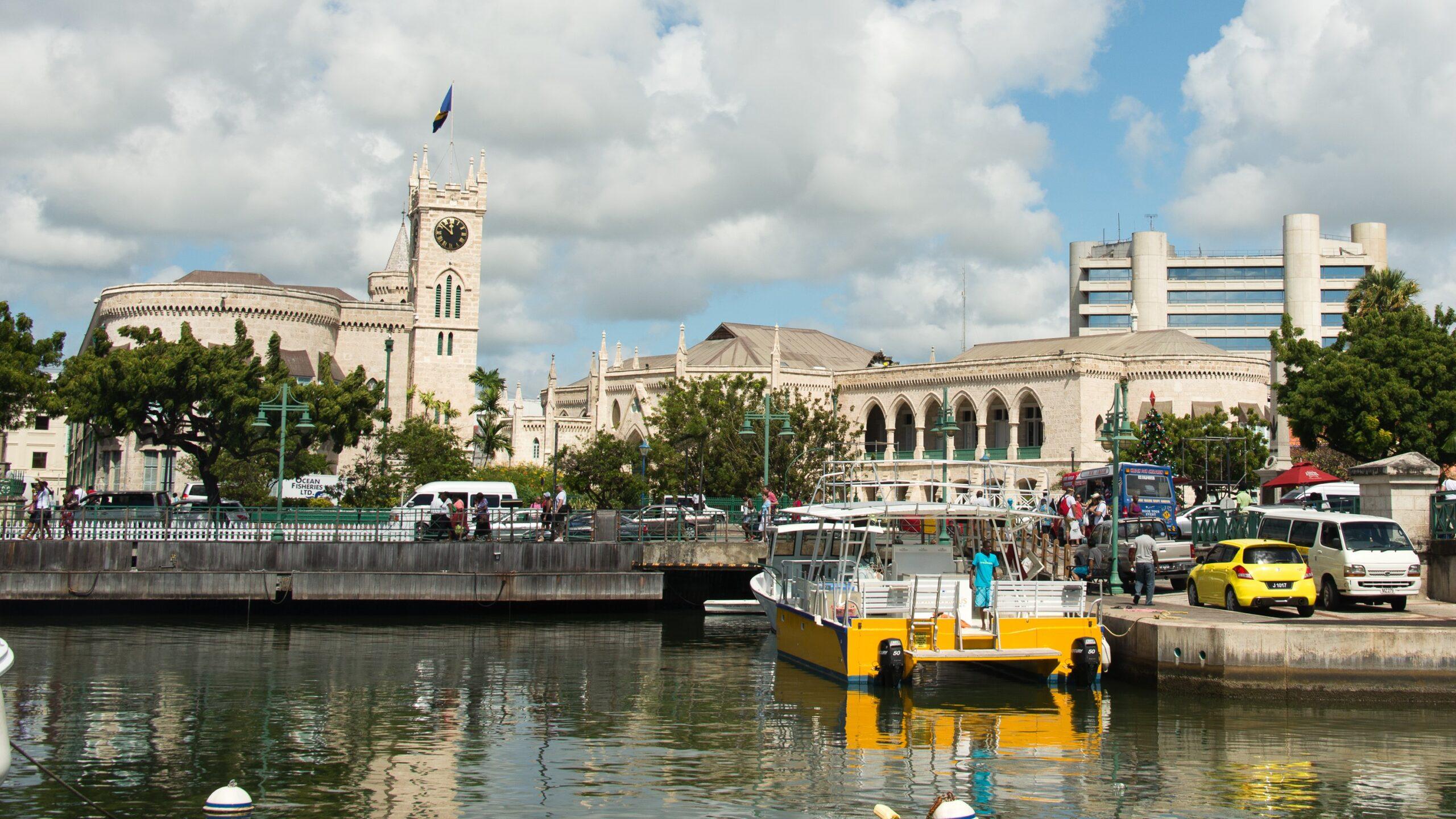 Palazzo del Parlamento - Bridgetown - Barbados
