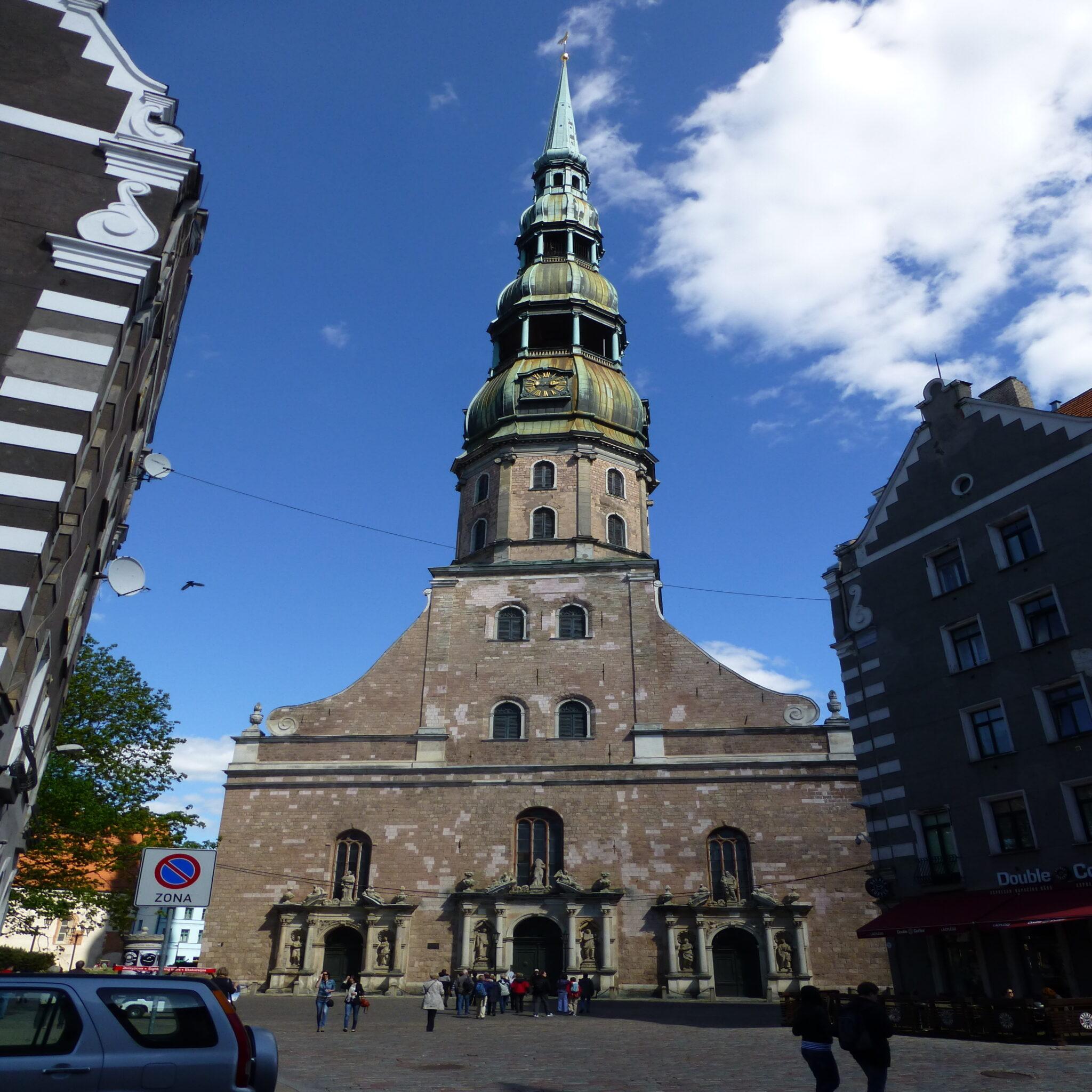 Chiesa di San Pietro - Riga