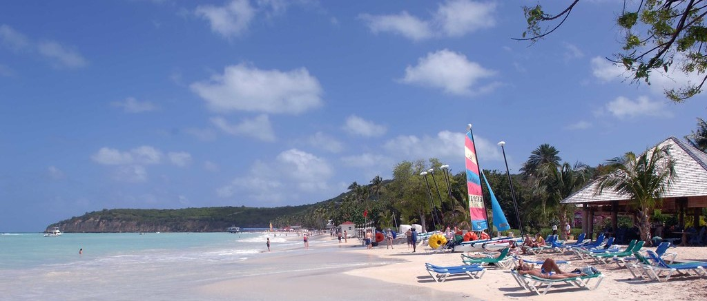 Antigua - Runaway Bay Beach
