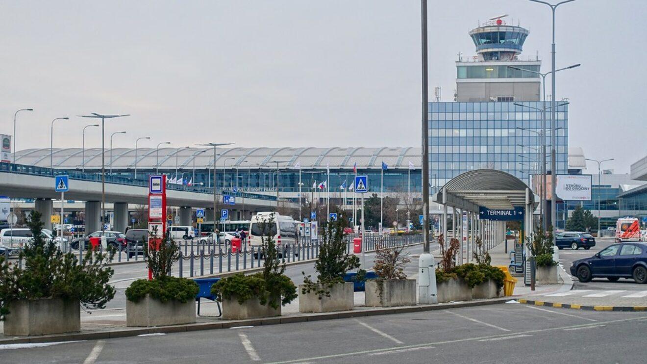 Václav Havel Airport di Praga