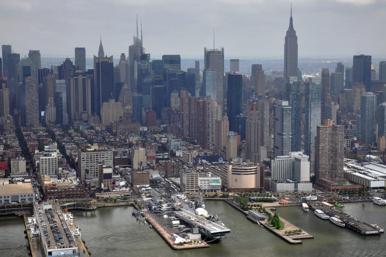 NEW YORK porto