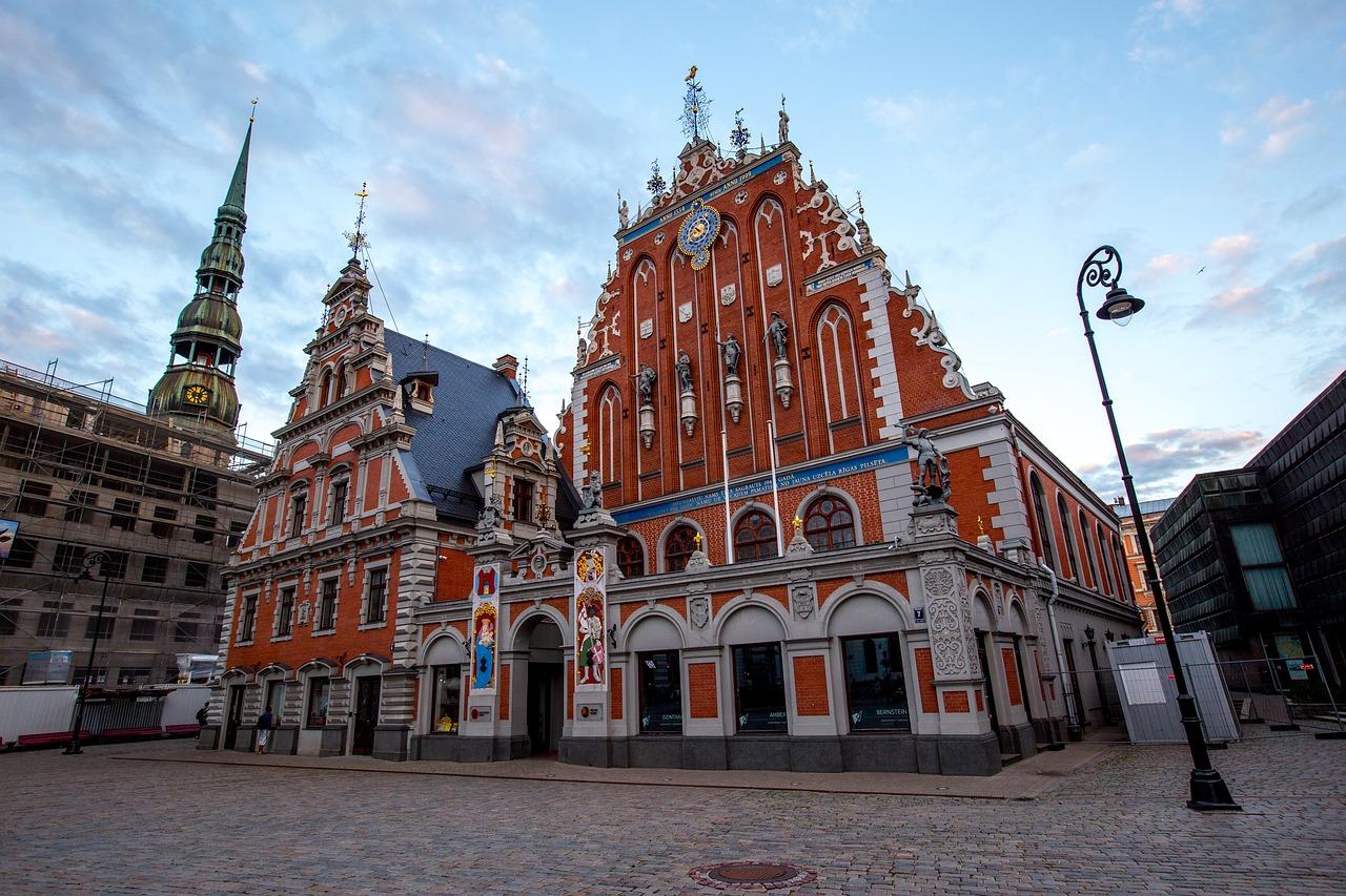 Piazza Municipio - Riga
