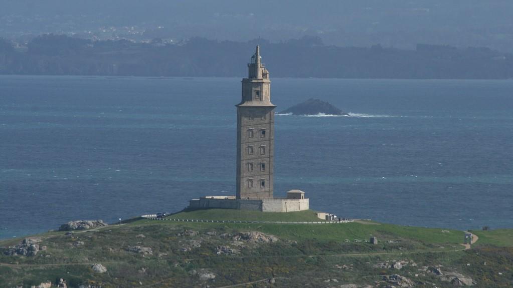 Torre di Hercules - La Coruna