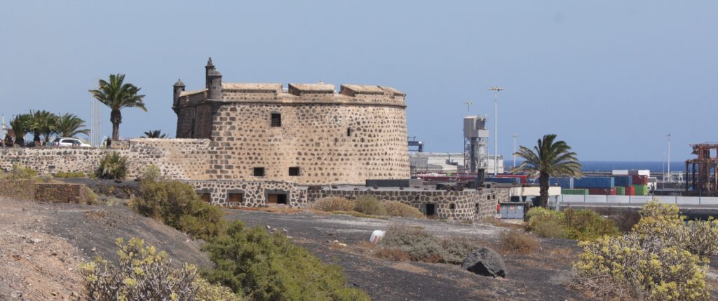 Castello di San Josè  - San Josè Lanzarote