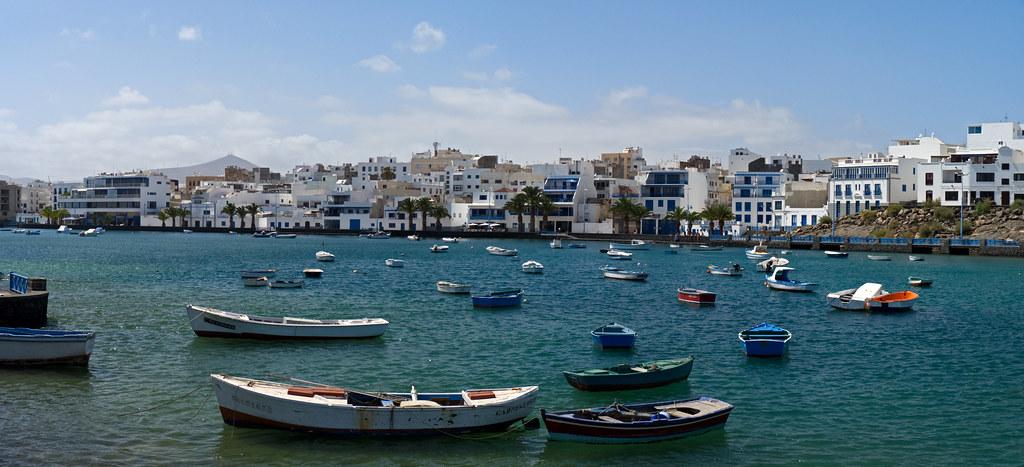 charco di San Ginés -Arrecife Lanzarote