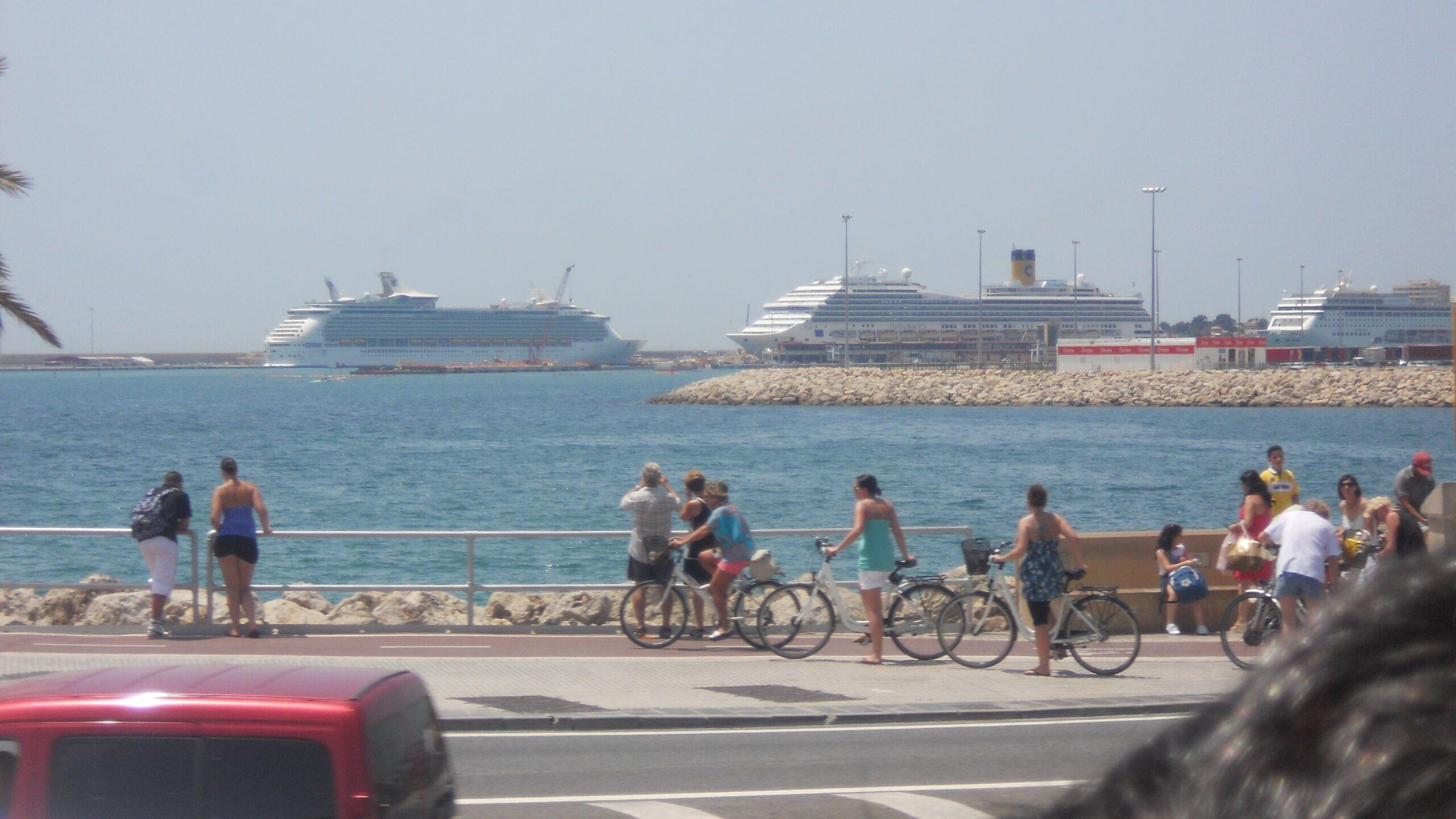 Palma di Maiorca - porto - crocierenelcuore.it
