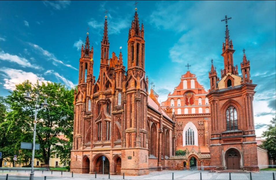 Chiesa di Sant'Anna - Vilnius