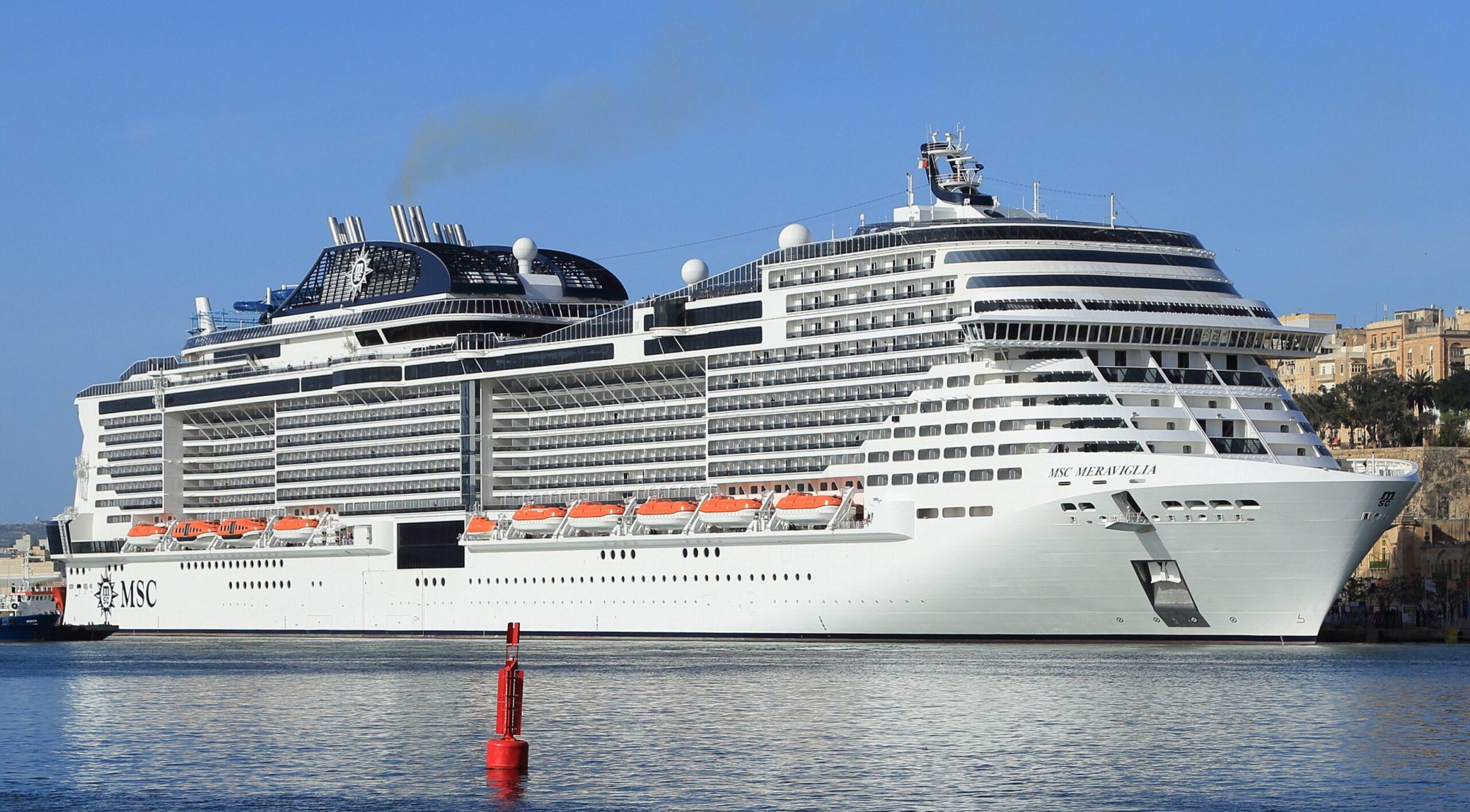 Porti dove sono ormeggiate le navi