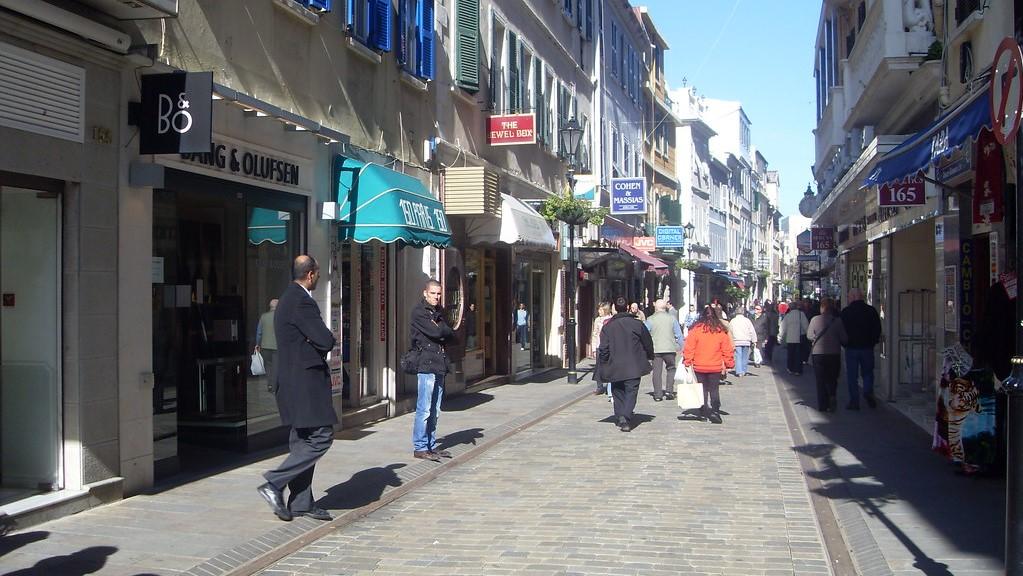 Main Street - Gibilterra