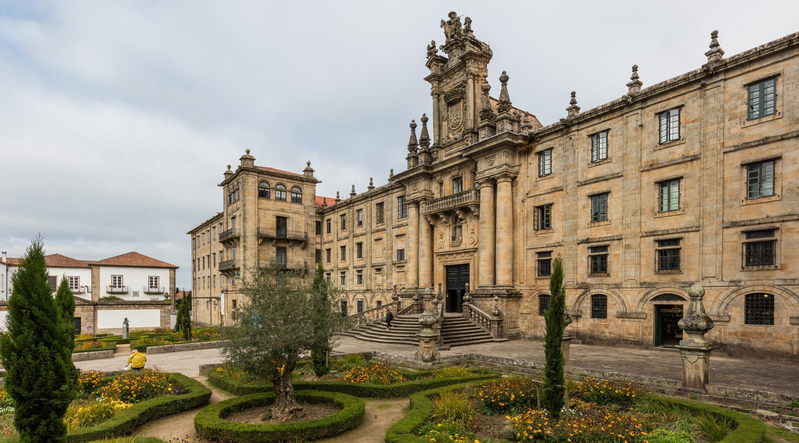 Monastero di San Martín Pinario