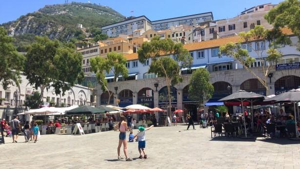 Centro - Gibilterra