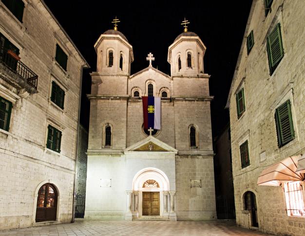 Kotor - chiesa di San Nicola