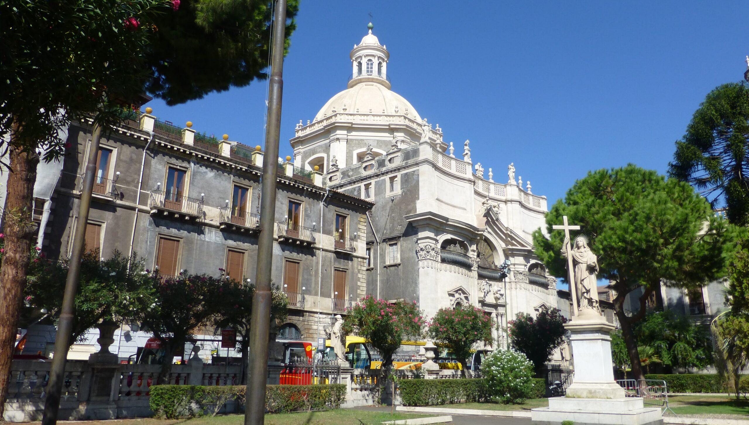 Chiesa della Badia di Sant'Agata - Catania