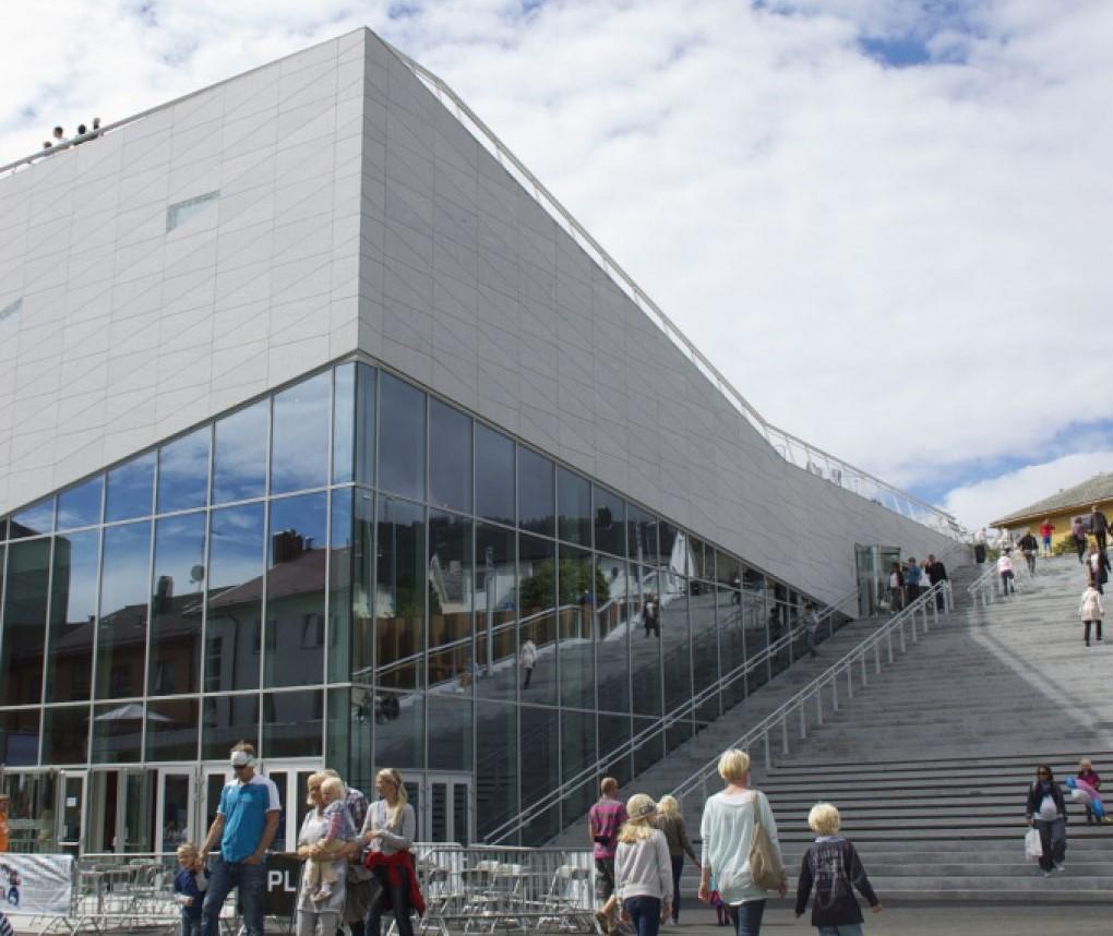Centro Culturale Plassen Molde