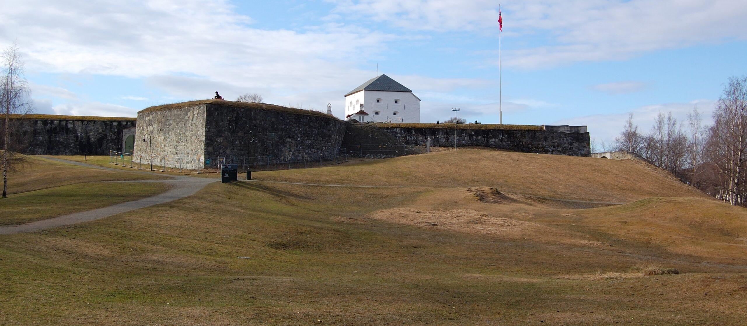 TRONDHEIM - fortezza di Kristiansen