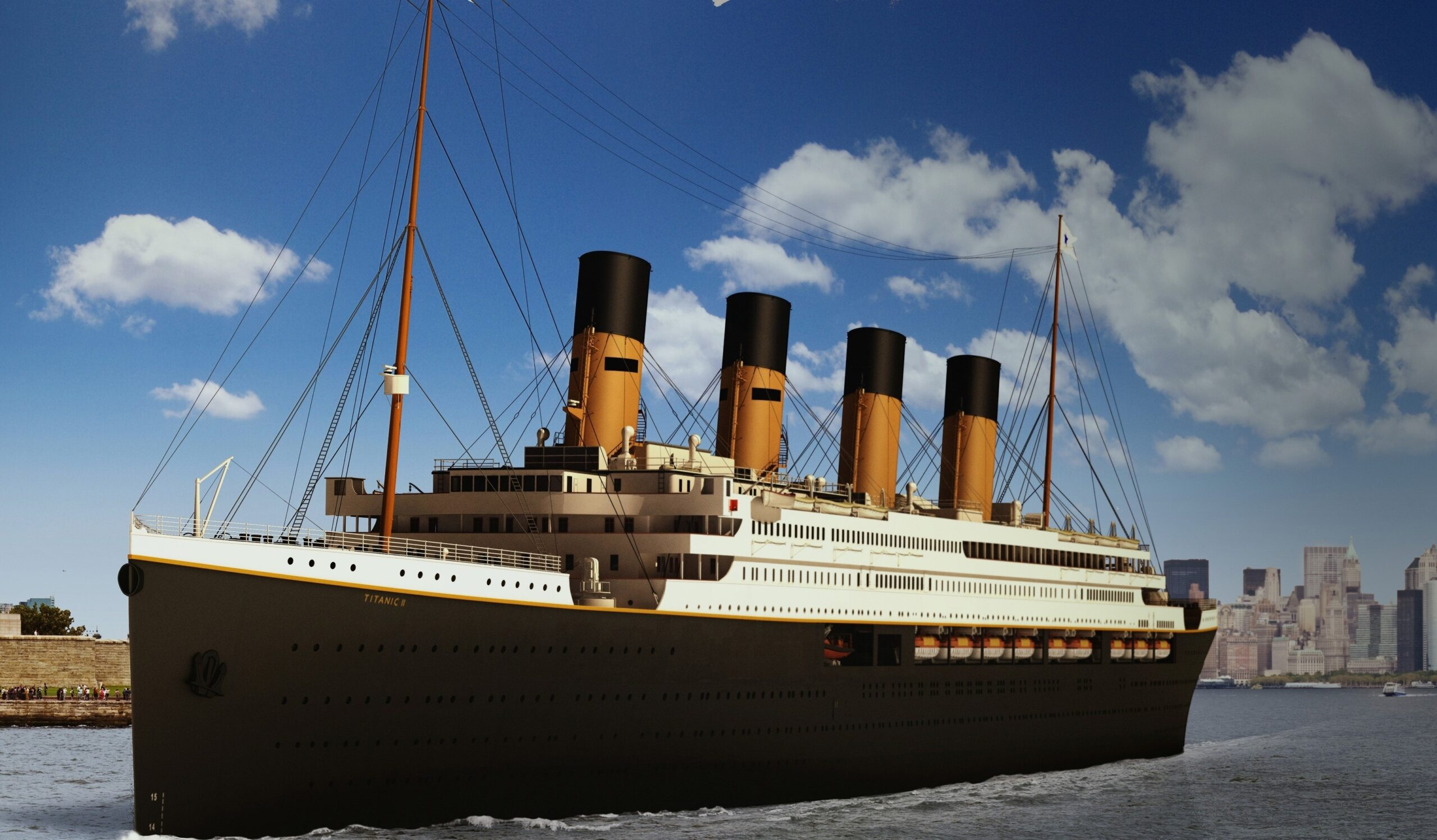 Idea Titanic II