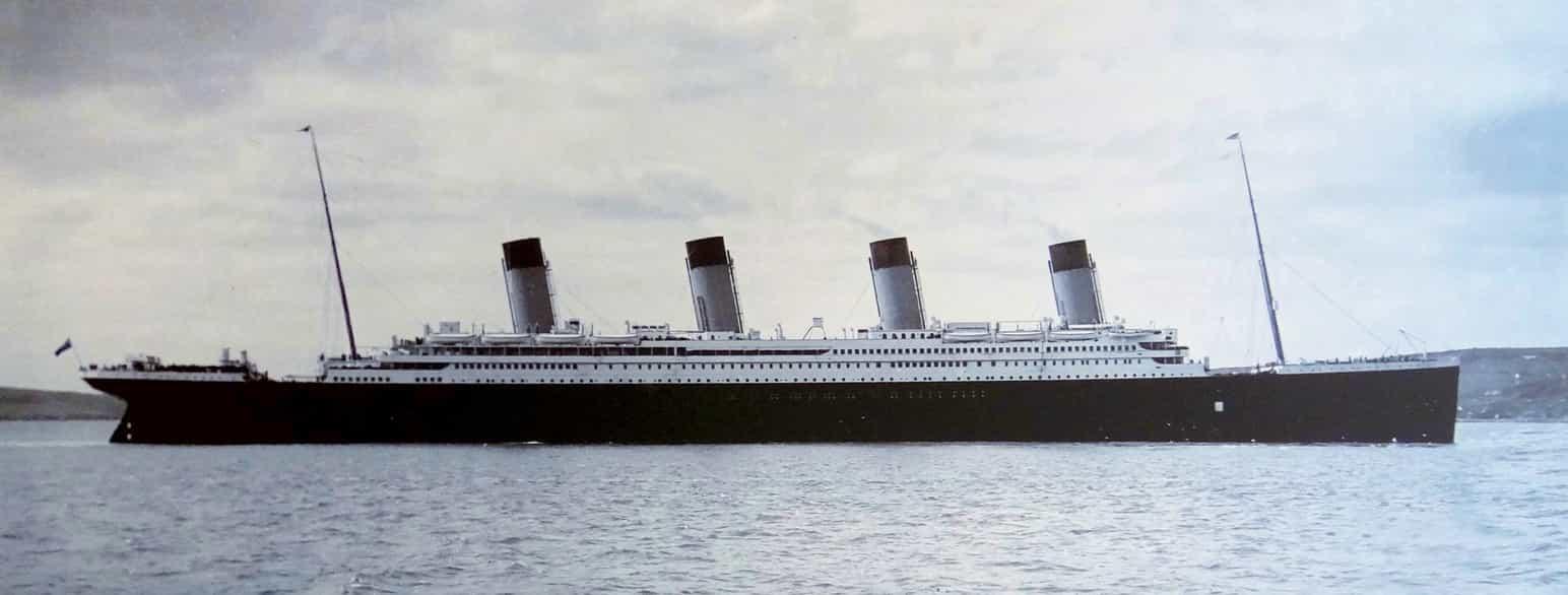 Titanic - idea