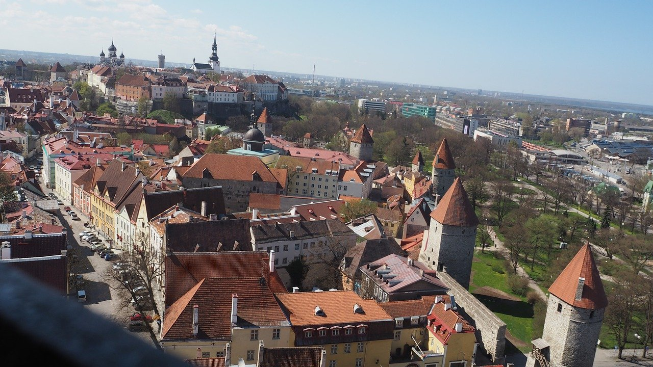 Città vecchia di Tallinn