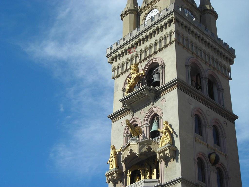 Campanile del Duomo - Messina