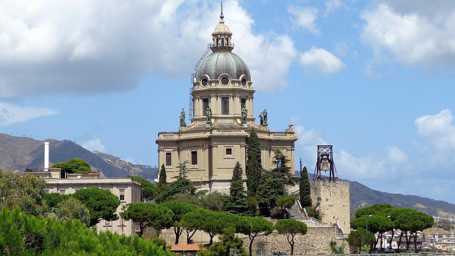 Messina - SACRARIO CRISTO RE