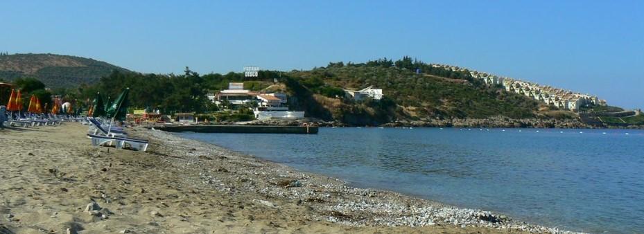 Kustur beach - Kusadasi