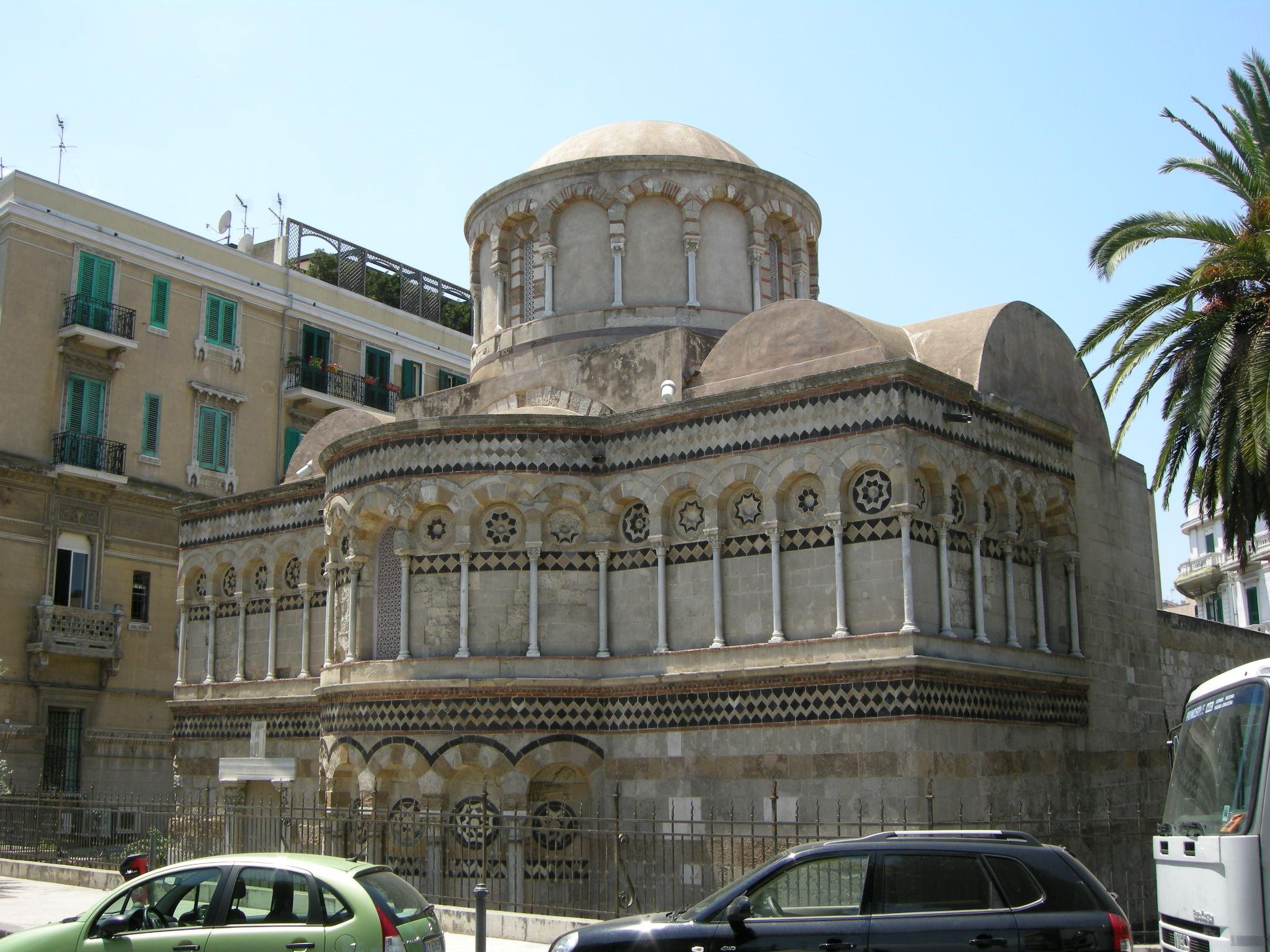 La Chiesa Santissima Annunziata dei Catalani messina