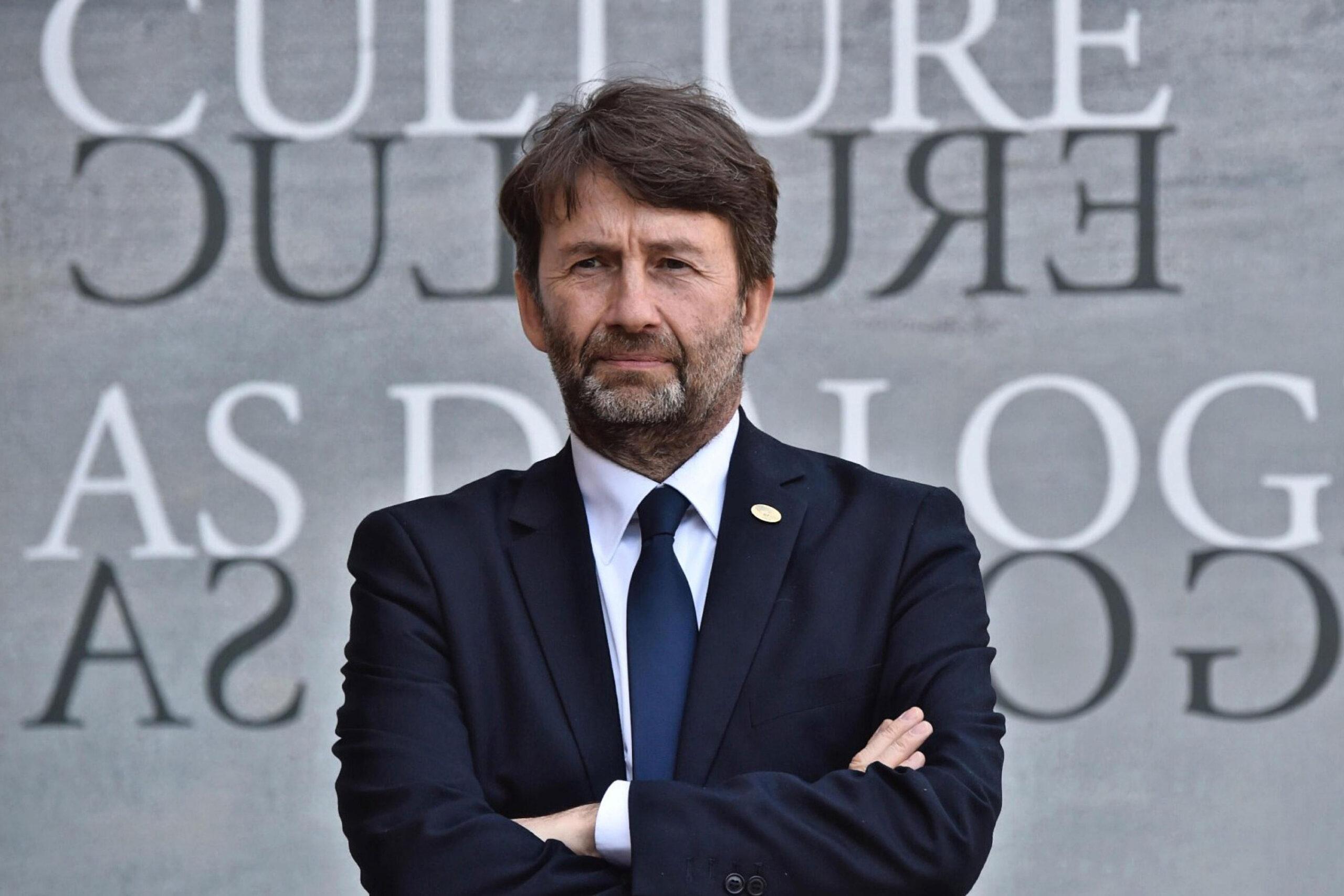 Dario Franceschini - giornata storica