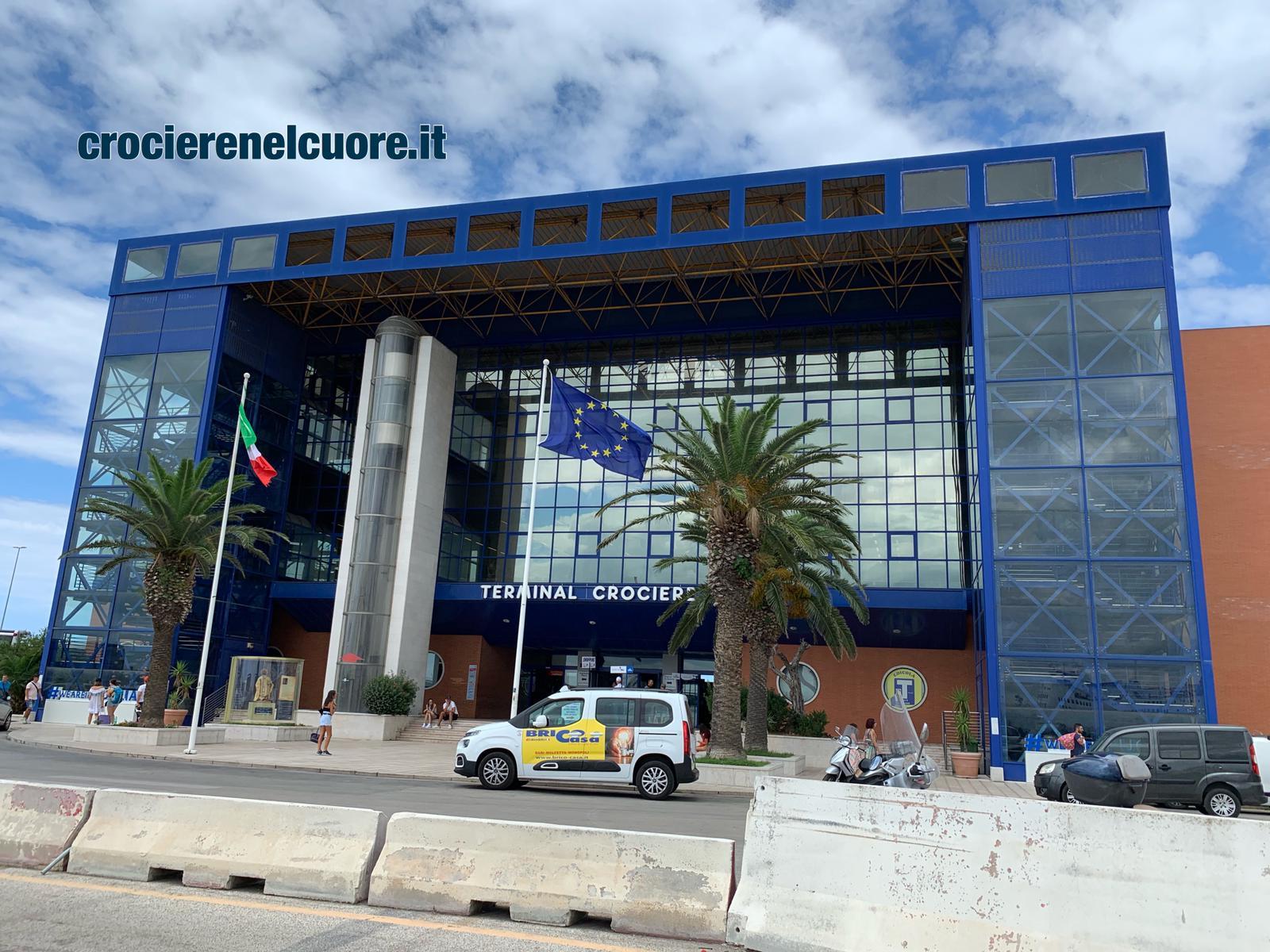 quello che devi sapere - terminal di Bari