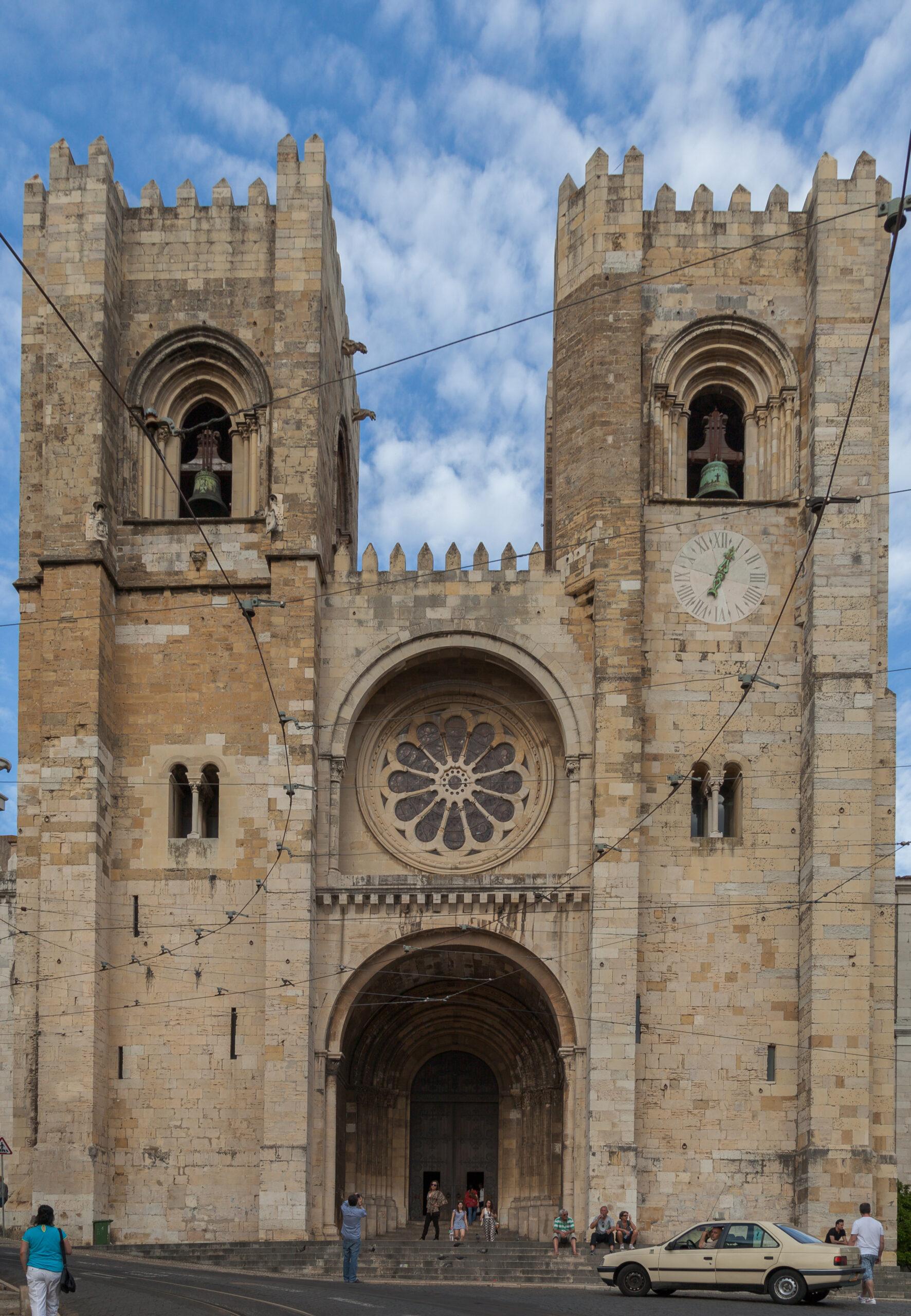 Cattedrale di Santa Maria Maggiore - Lisbona